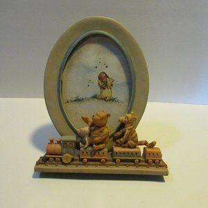 charpente disney classic pooh frame train